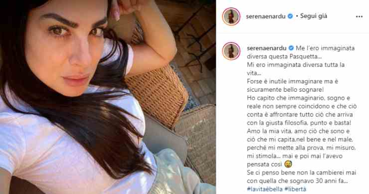Serena Enardu (Instagram)