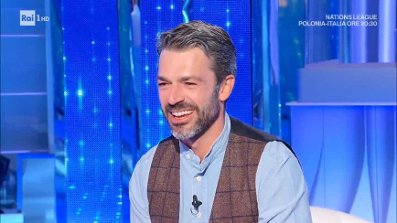 Luca Argentero (Rai)