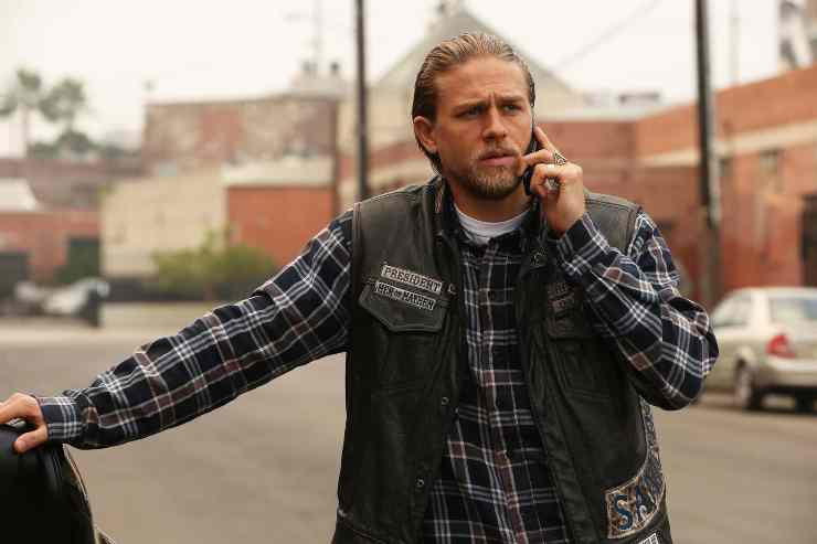Sons of anarchy (Netflix)