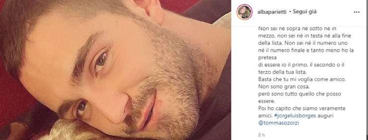 Alba Parietti (Instagram)