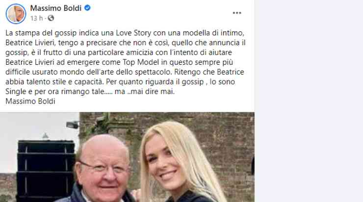 M. Boldi (Facebook)
