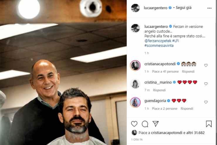 Luca Argentero (Instagram)