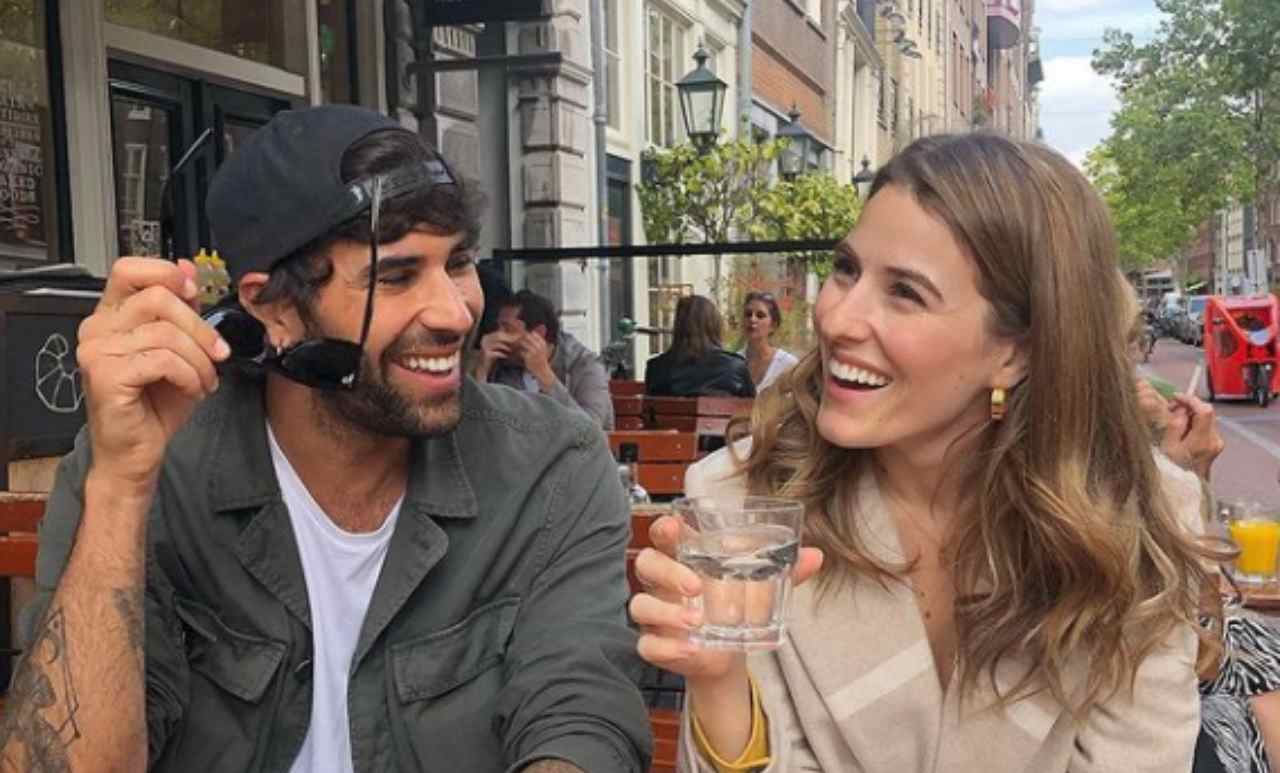 Diana e Giano del Bufalo (Instagram)