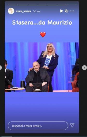 Mara Venier (Instagram)