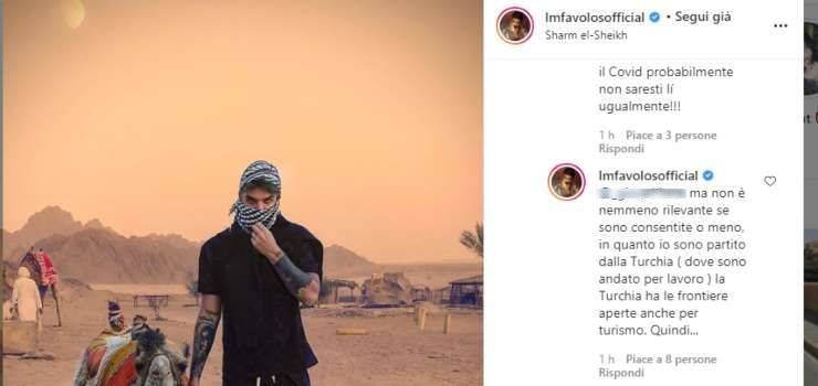Luigi Mario Favoloso (Instagram)