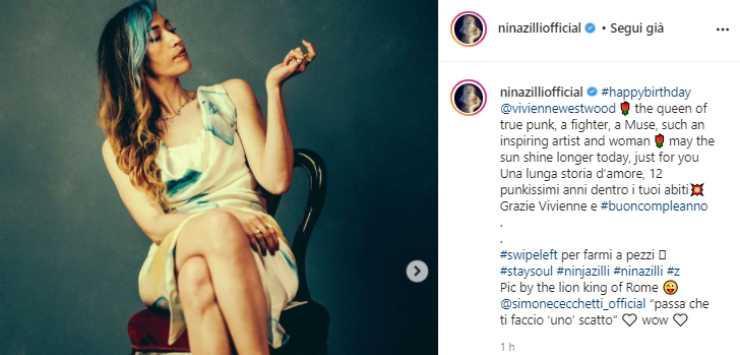 Nina Zilli (Instagram)