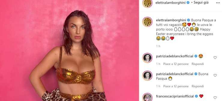 E. Lamborghini (Instagram)