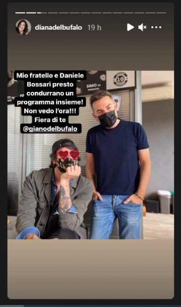 Diana Del Bufalo (Instagram)