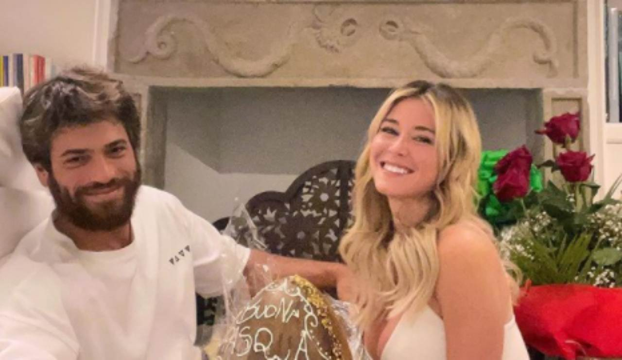 Diletta Leotta e Can Yaman (Instagram)