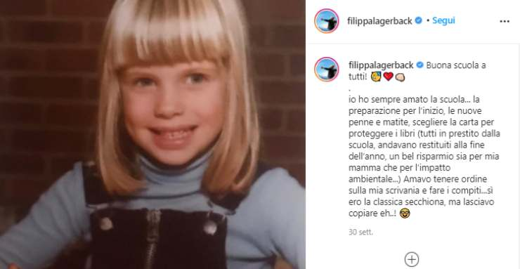 Filippa Lagerback (Instagram)