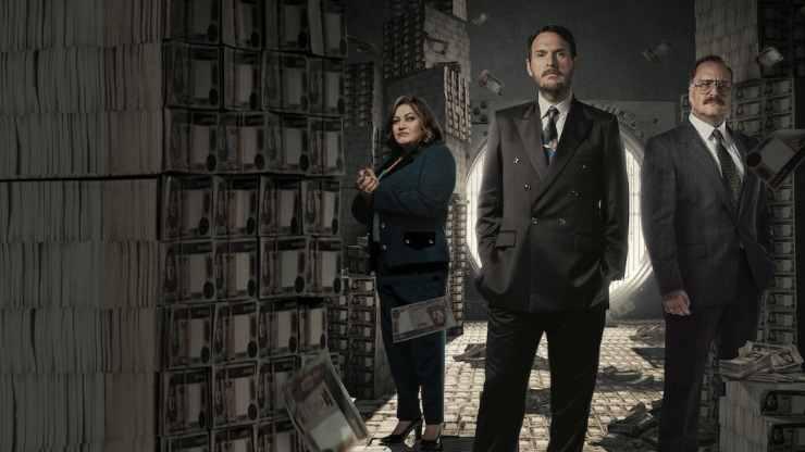 La rapina del secolo (Netflix)