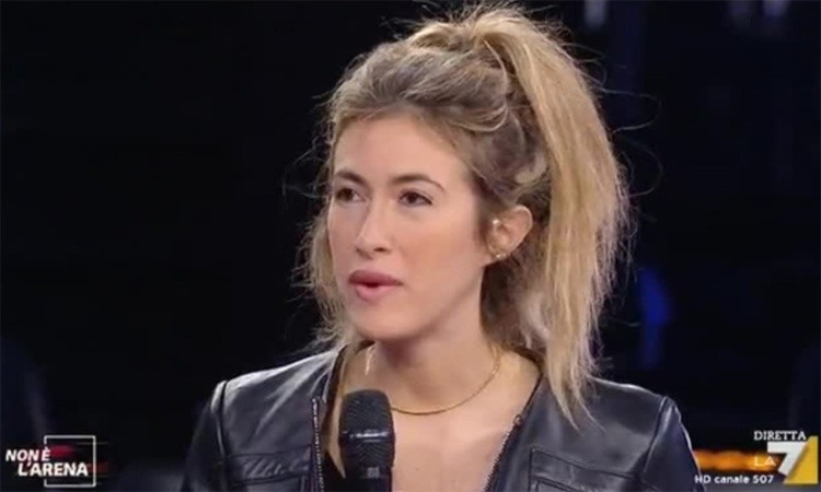 Annalisa Chirico Polemica Twitter europa