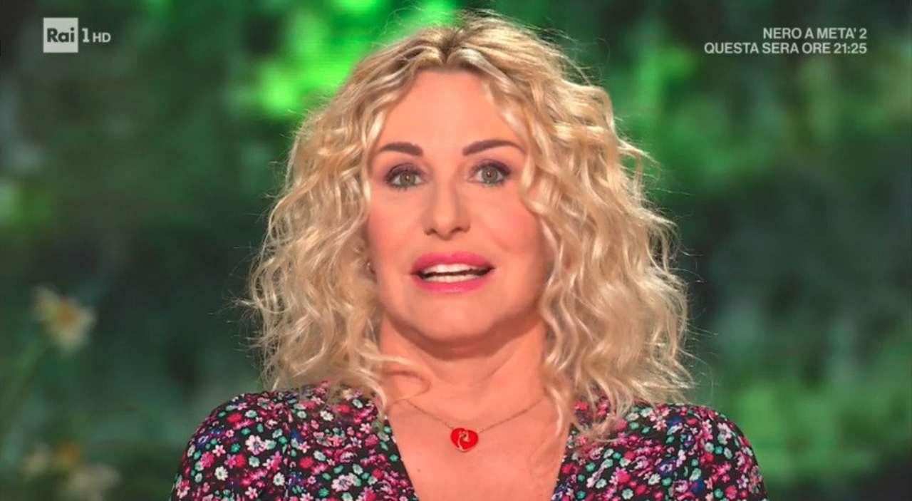 Antonella Clerici confessione diretta