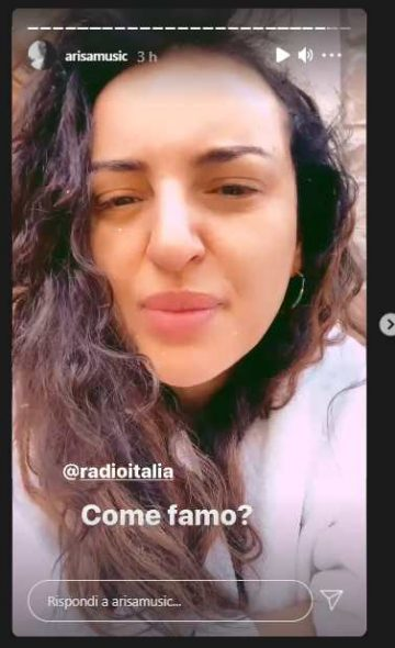 Arisa (Instagram)