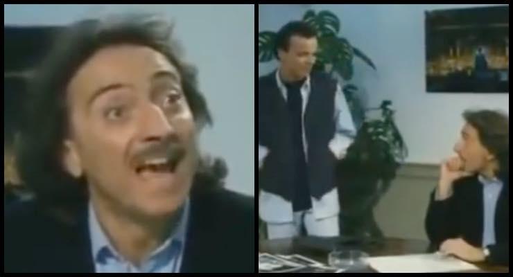 Amedeo Goria, lo ricordate nel film con Gigi D'Alessio? Era il 1998