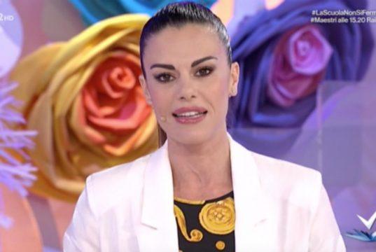 """Bianca Guaccero annuncia: """"Sono ancora in attesa"""""""