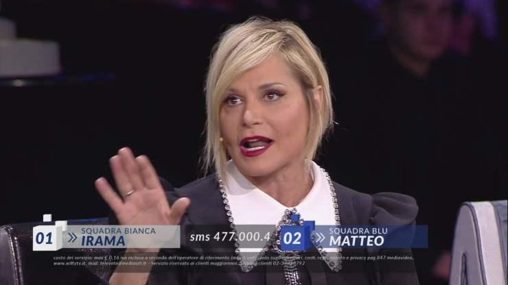 Simona Ventura (Mediaset)