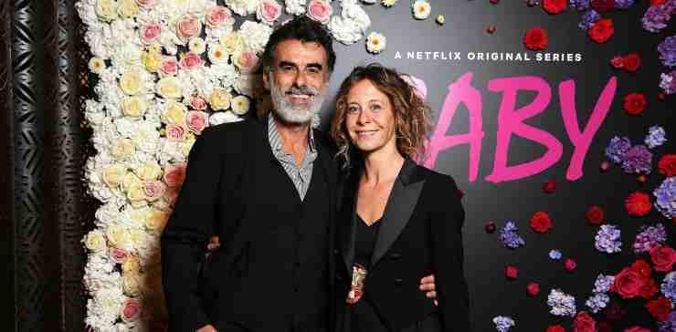 Carlotta Natoli e Thomas Trabacchi