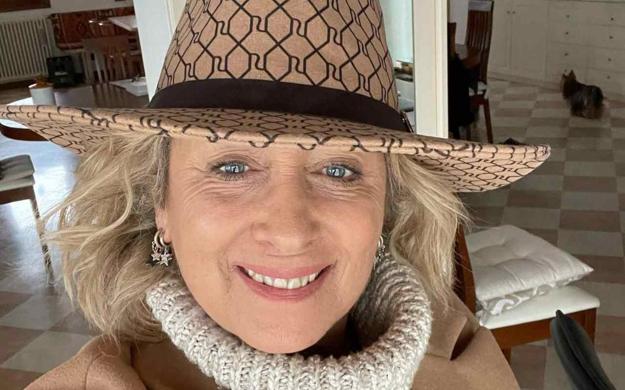 Carolyn Smith in ospedale