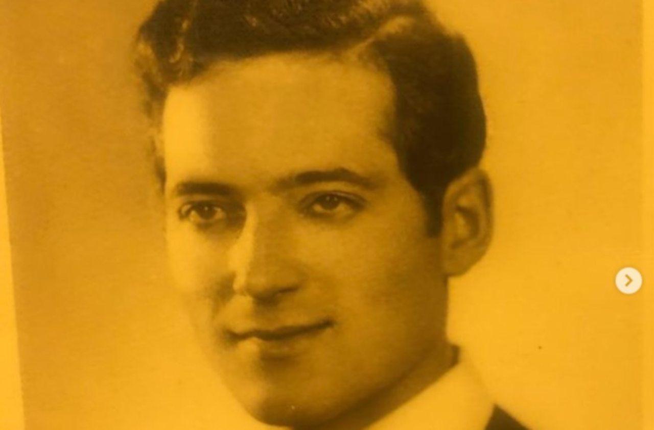 Gabriel Garko padre Claudio Olivieri