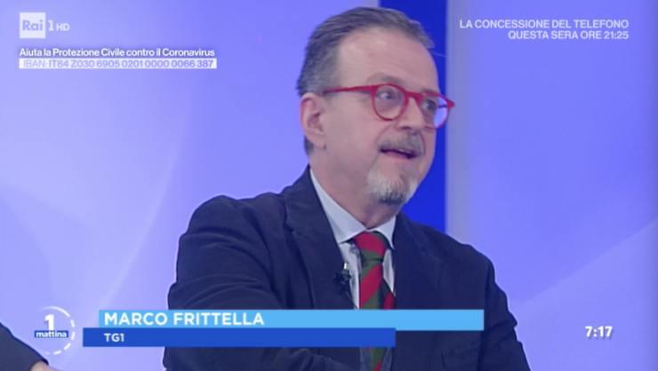 Marco Frittella (Rai)