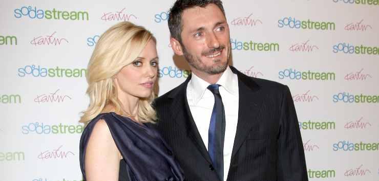Fabrizio Cassata e Justine Mattera
