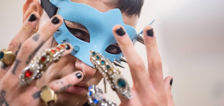 Achille Lauro sapete a che età ha fatto il primo tatuaggio?