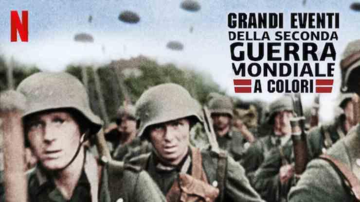 Grandi eventi della seconda guerra mondiale a colori - (Netflix)