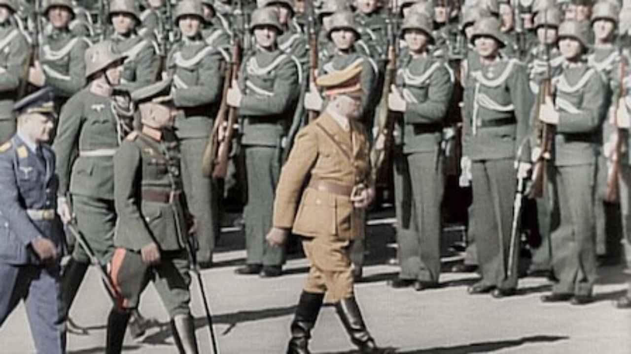 Grandi eventi della seconda guerra mondiale a colori (Netflix)