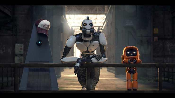 Love Death Robots (Netflix)