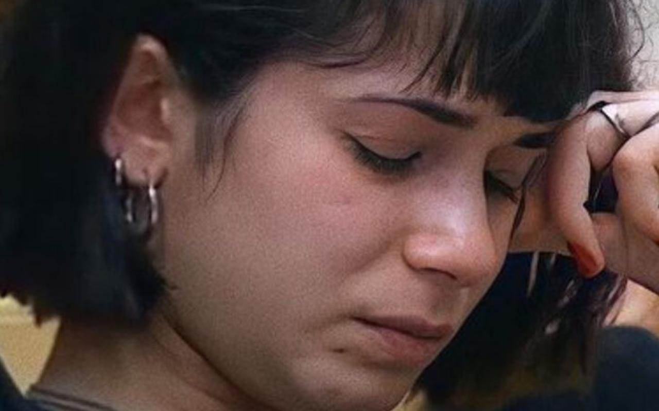 Amici 20 Martina lacrime