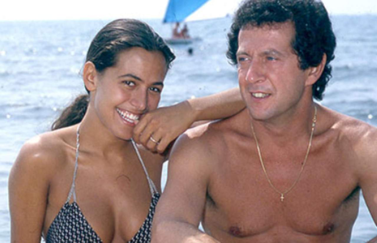 Memo Remigi e Barbara D'Urso