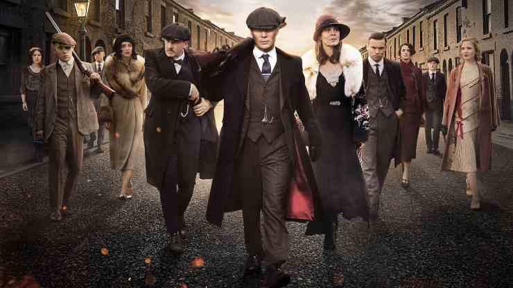 Peaky Blinders (Netflix)
