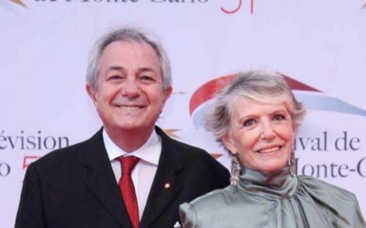 Remo Girone e Victoria Zinny