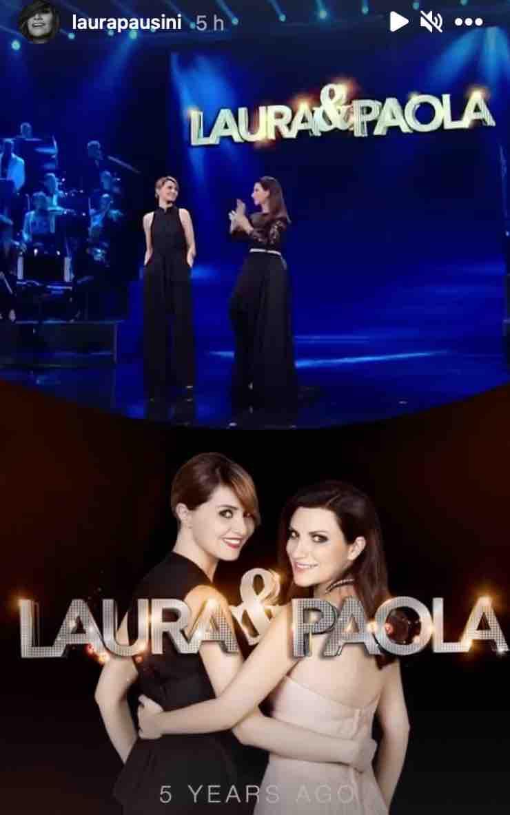"""Laura Pausini commovente tuffo nel passato: """"5 anni fa"""""""