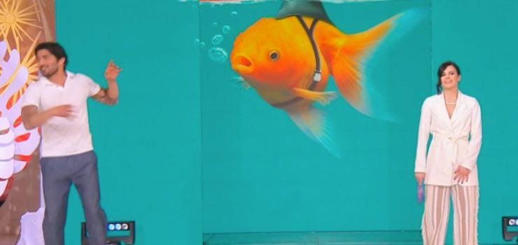 """Bianca Guaccero 'vittima' del pesce d'aprile: """"Ma che stai a dì?"""""""