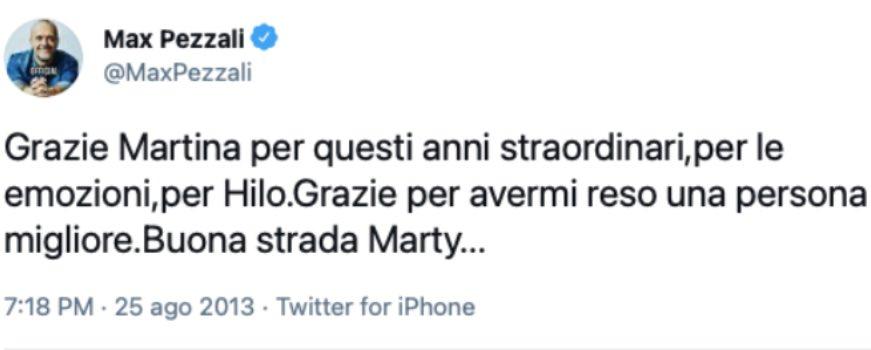 Max Pezzali, l'aneddoto poco noto del passato: c'entra Maria De Filippi