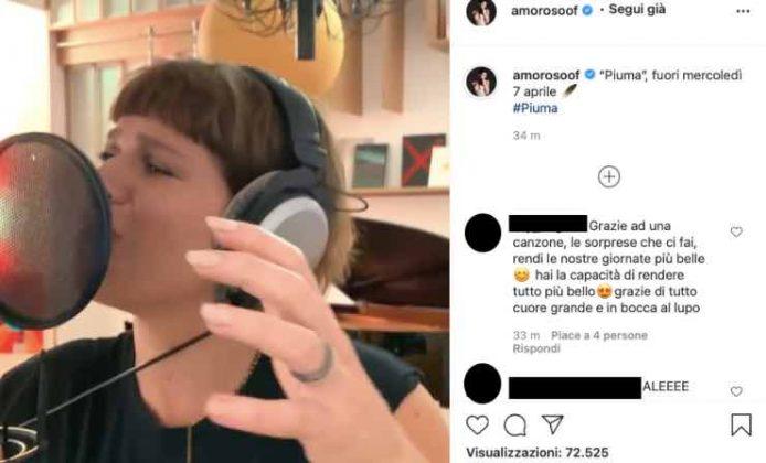 """Alessandra Amoroso fa """"tremare l'anima"""": la sorpresa per tutti i fan"""