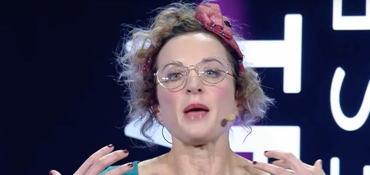 Marta Zoboli sapete come ha cominciato a lavorare a Zelig? Il retroscena