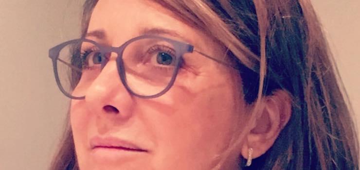 """Carla Signoris, il terribile amore prima di Crozza: """"mi lasciò per un'altra"""""""