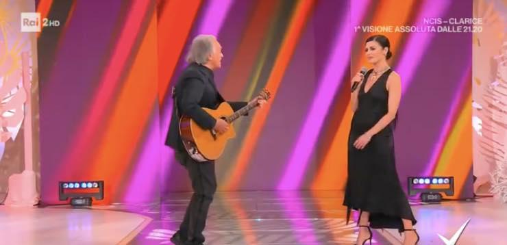 """Bianca Guaccero, esplode l'emozione da """"mille ricordi"""" a Detto Fatto"""