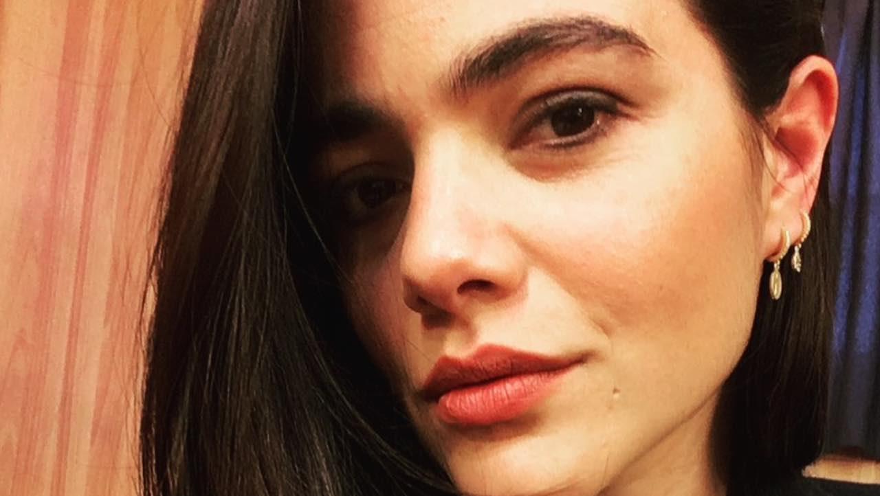 Pina Turco, Michela Caprioli in La fuggitiva: ricordate dove l'avete già vista?