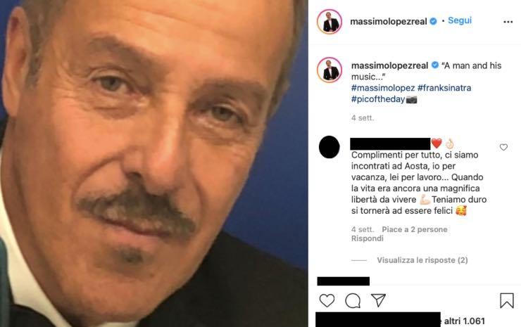 """Massimo Lopez, quel drammatico momento: """"sono uscito di scena"""""""