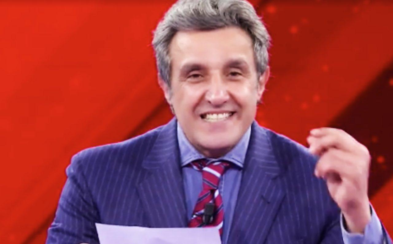 Flavio Insinna, prima la festa a L'Eredità: poi il 'brivido' finale