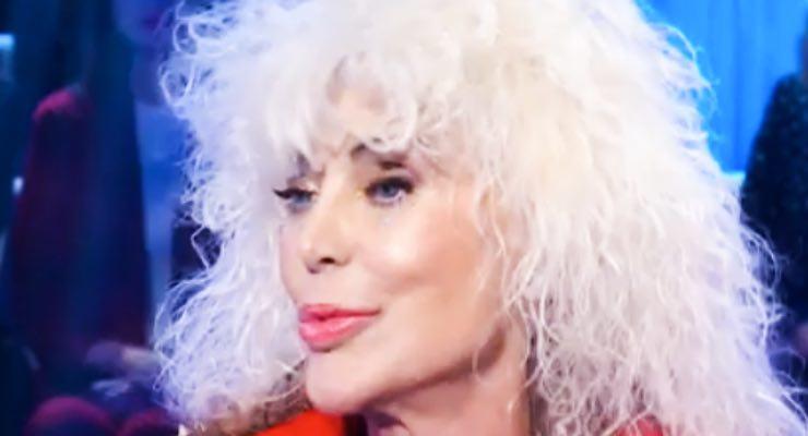"""Donatella Rettore, quel retroscena con David Bowie: """"Ogni mattina..."""""""