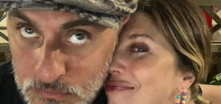 Michela Andreozzi, avete mai visto suo marito? Anche lui è un attore