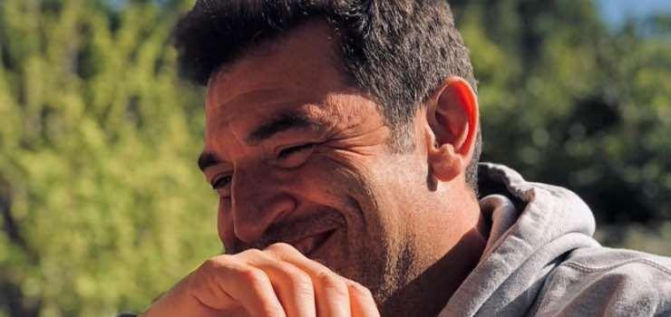 """Max Giusti quell'incontro con Papa Francesco: """"...è passato alla storia"""""""
