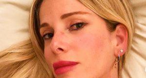 Alessia Marcuzzi, fisico mozzafiato e piscina: ricordo esilarante