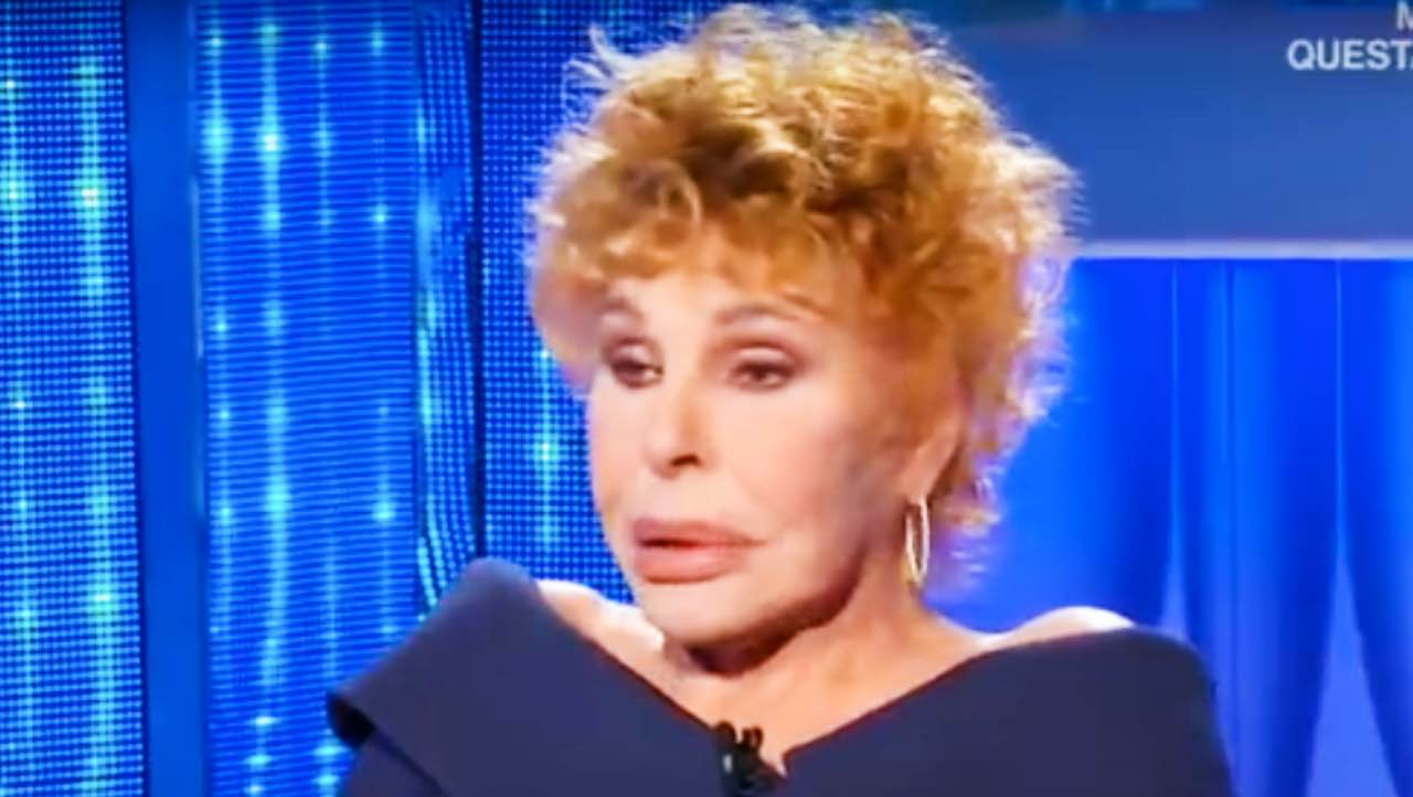 """Ornella Vanoni, che stoccata al Governo: """"Torniamo non rossi, paonazzi"""""""