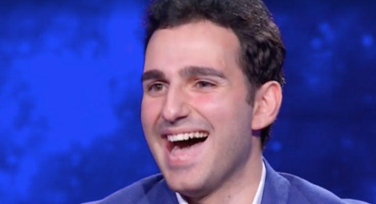 """Flavio Insinna """"pagherei per..."""": L'Eredità, momento incredibile"""
